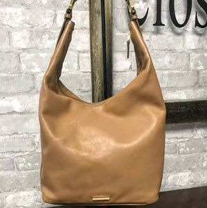 GUCCI😛AUTHENTIC med tan leather hobo!!!